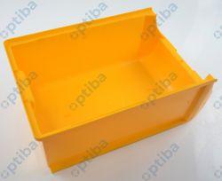 Pojemnik magazynowy Profi+ 200x310x500mm żółty 456218