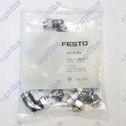 Złącze wtykowe proste QS-G1/8-6-I 186107 FESTO
