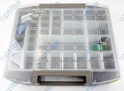 Pojemnik asortymentowy BOXXSER 80 8X8-18 465x78x401mm 134972