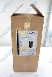 Kosz na śmieci 333101 17L stalowy kwadratowy z popielnicą czarny
