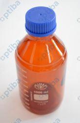 Butelka laboratoryjna szklana GL45 1000ml