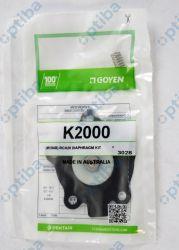 """Zestaw membranowy K2000 do zaworu 3/4"""" RCA20"""