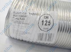 Rura aluminiowa FLEX/SPIRO fi 125mm 3m