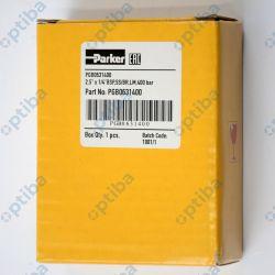 """Manometr PGB0631400 przyłacze radialne 1/4"""", 0-400bar fi 63mm"""