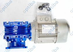 Przekładnia NMRV050 z silnikiem TS71B4 z mocowaniem