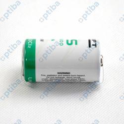 Bateria litowa LS33600CNR 3,6V D z blaszkami lutowniczymi
