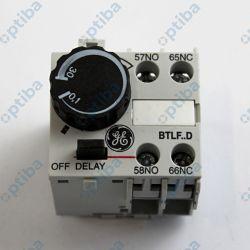 Moduł czasowy pneumatyczny BTLF30D 104711