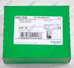 Wyłącznik różnicowoprądowy iID-25-2-30-AC 25A 2-biegunowy 30mA typ AC A9Z11225