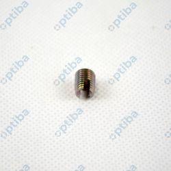 Wkładka gwintowana 1088408 M5 dł. 10mm mat. stal hartowana norma BN902